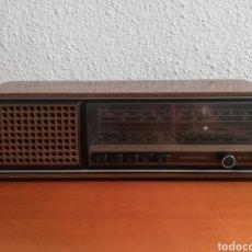 Radios antiguas: RADIO GRUNDIG RF 420 - FUNCIONA - DECORACIÓN VINTAGE RETRO. Lote 171637144