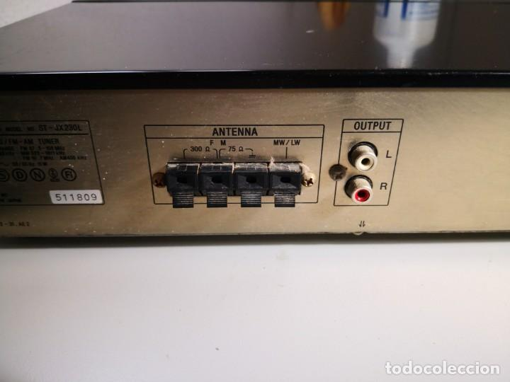 Radios antiguas: Sony AM FM STEREO TUNER - SINTONIZADOR MÓDULO EQUIPO DE RADIO -- envío certificado 12,99 - Foto 4 - 171666954