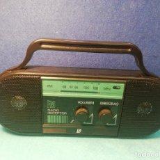 Radios antiguas: RADIO RECEPTOR FM MOD 9991369 NUEVO FUNCIONA. Lote 171704990