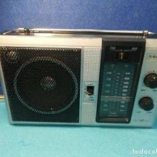 Radios antiguas: RADIO PORTÁTIL MANSONIC FUNCIONANDO. Lote 171705818
