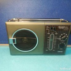 Radios antiguas: RADIO TRANSISTOR INTERNATIONAL FUNCIONANDO. Lote 171706120