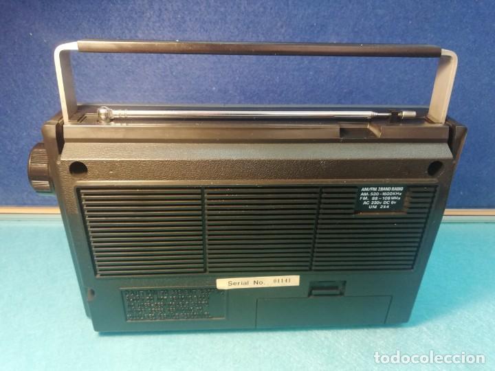 Radios antiguas: Radio Transistor International FUNCIONANDO - Foto 4 - 171706120