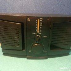 Radios antiguas: RADIO TRANSISTOR DE SOBREMESA FUNCIONANDO. Lote 171706469