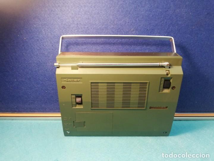 Radios antiguas: Radio transistor Inter FUNCIONANDO - Foto 3 - 171707215