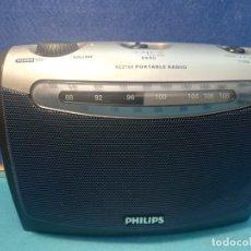 Radios antiguas: RADIO TRANSISTOR PHILIPS AE2160/04 FUNCIONANDO. Lote 171707635