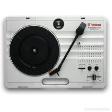Radios antiguas: GIRADISCOS VEXTAX HANDY TRAX PORTATIL. Lote 171729980