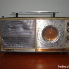Radios antiguas: RADIO INTER VER FOTOS. Lote 171903982