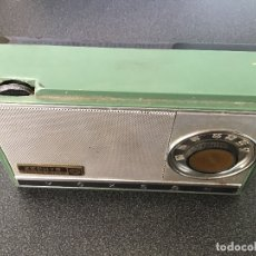 Radios antiguas: ZEPHIR TRANSISTOR. VOXSON. BRESSEL, S.A, RADIO - TRANSISTOR. MADE IN SPAIN. VER FOTOS.. Lote 172169493
