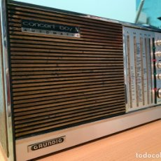 Radios antiguas: RADIO GRUNDIG CONCERT BOY N AUTOMATIC.. Lote 172335607