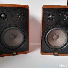 Radios antiguas: BAFLES/ CANTON- QUINTO 510/ SONIDO Y CALIDAD INUSUAL. Lote 172626153