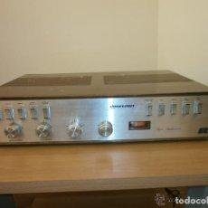 Radios antiguas: AMPLIFICADOR ROSELSON SUPER AUDITORIUM 25+25 WATIOS PEPETO ELECTRONICA. Lote 172636117