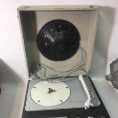Radios antiguas: ORIGINAL ANTIGUO PIKU TOCADISCOS. Lote 172757108