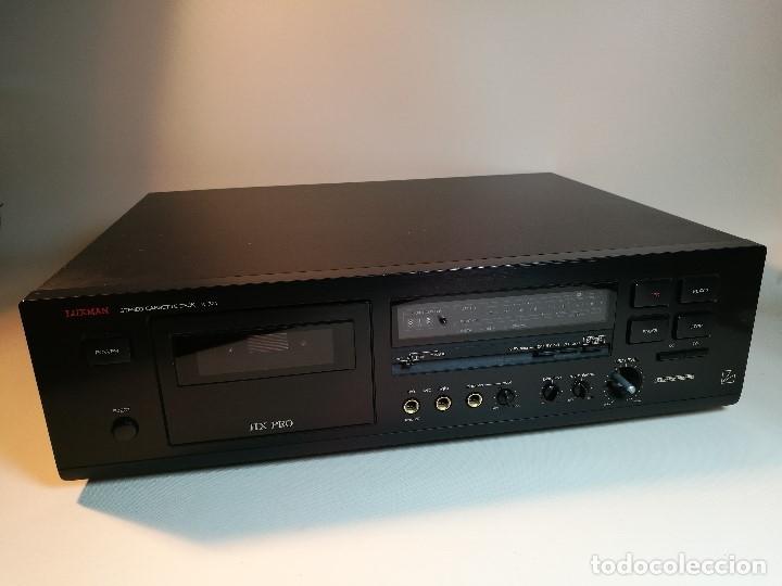 Radios antiguas: Luxman K-321 cassette deck--1991 --REF-DC - Foto 3 - 172790202