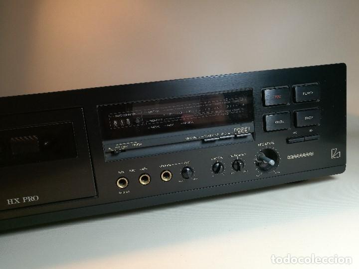 Radios antiguas: Luxman K-321 cassette deck--1991 --REF-DC - Foto 4 - 172790202