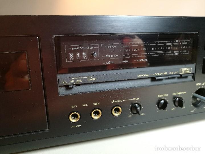 Radios antiguas: Luxman K-321 cassette deck--1991 --REF-DC - Foto 13 - 172790202