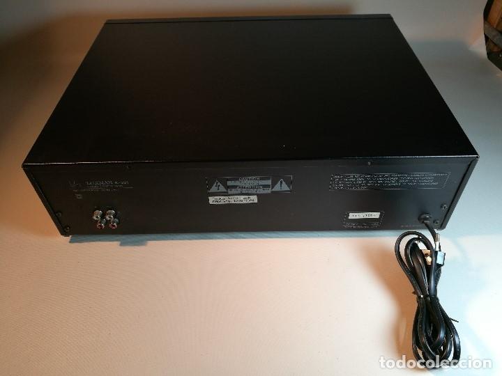 Radios antiguas: Luxman K-321 cassette deck--1991 --REF-DC - Foto 18 - 172790202