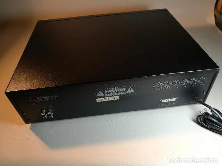 Radios antiguas: Luxman K-321 cassette deck--1991 --REF-DC - Foto 19 - 172790202