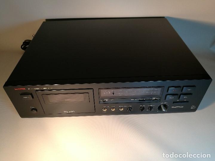 Radios antiguas: Luxman K-321 cassette deck--1991 --REF-DC - Foto 23 - 172790202