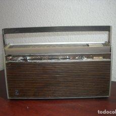 Radios antiguas: PHILIPS RL311 - RL 311 - RADIO TRANSISTOR- VER FOTOS DETALLES. Lote 172825443