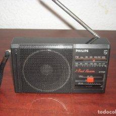 Radios antiguas: PHILIPS D 1400 - D1400 - RADIO TRANSISTOR- VER FOTOS DETALLES. Lote 172829168