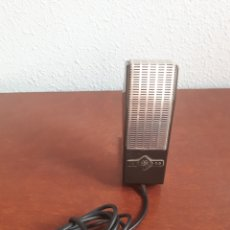 Radios antiguas: ANTIGUO MICROFONO TELEFUNKEN TD 20. Lote 172901425
