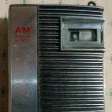 Radios antiguas: TRANSISTOR AM MODELO BP-102B SHARP NO FUNCIONA. Lote 172902919