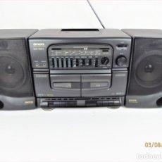 Radios antiguas: MINI CADENA AIWA CA-W51. Lote 172933685