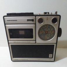 Radios antiguas: RADIO CASSETTE GRUNDIG C5000 AUTOMATIC, PIEZA ÚNICA EN TODOCOLECCION. LEER BIEN LA DESCRIPCIÓN.. Lote 173012732
