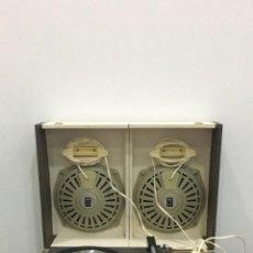 Radios antiguas: MALETIN PICK-UPS KONIGER - FUNCIONANDO. Lote 173059184