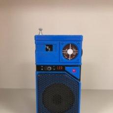 Radios antiguas: RADIO TRANSISTOR INTERNACIONAL DO-10H, VER VÍDEO.. Lote 173075677