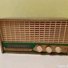 Radios antiguas: ANTIGUO RADIO MARCA JET POR FAVOR LEER DESCRIPCIÓN. Lote 173389018