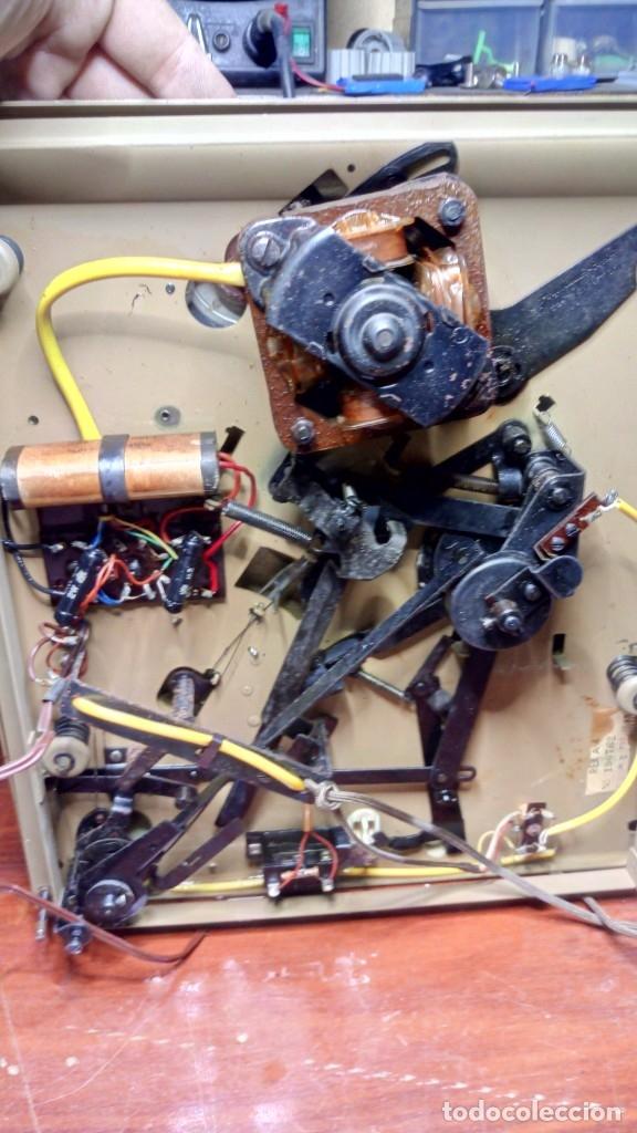 Radios antiguas: Tocadiscos Perpetuum Ebner ,mueble radio/tocadiscos - Foto 2 - 173454932