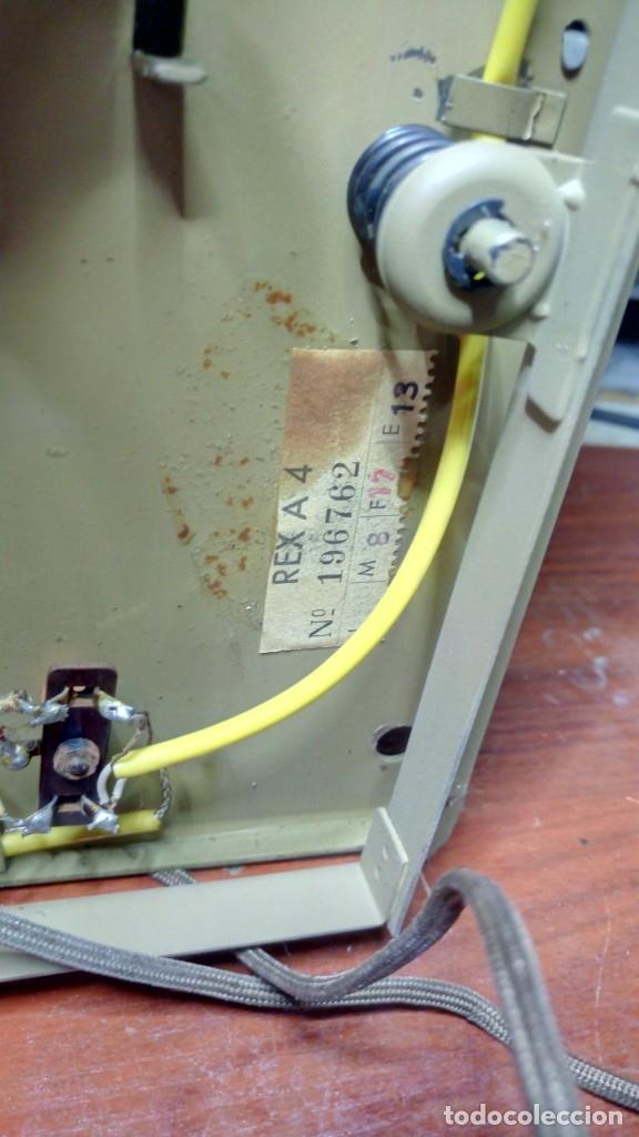 Radios antiguas: Tocadiscos Perpetuum Ebner ,mueble radio/tocadiscos - Foto 4 - 173454932