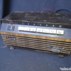 Radios antiguas: CENTRALITA VINTAGE PARA HILO MUSICAL. Lote 173825924
