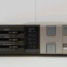 Radios antiguas: AMPLIFICADOR ESTÉREO INTEGRADO MI380 SABA PEPETO ELECTRONICA. Lote 173861904