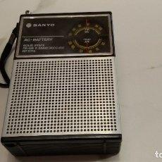 Radios antiguas: RADIO SANYO RP5115. Lote 174031078