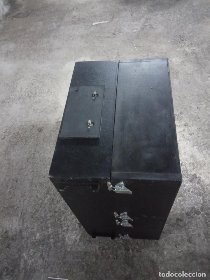 Radios antiguas: magnetofon sony tc-270-altavoces - Foto 8 - 174034632