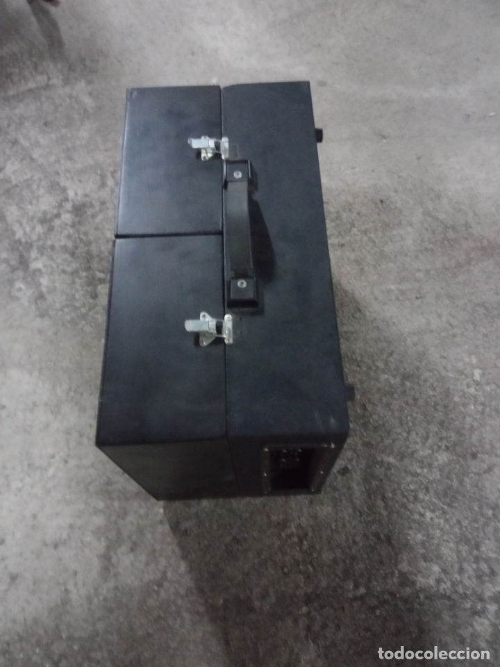 Radios antiguas: magnetofon sony tc-270-altavoces - Foto 9 - 174034632