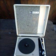 Radios antiguas: TOCADISCOS DUAL MARK 42. Lote 174041878