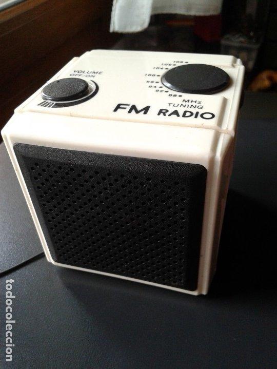 FM RADIO (Radios, Gramófonos, Grabadoras y Otros - Transistores, Pick-ups y Otros)
