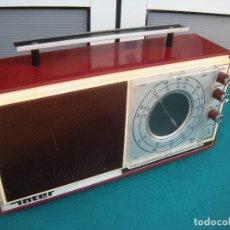 Radios antiguas: RADIO INTER FUNCIONA. Lote 174197324