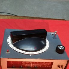 Radios antiguas: ALL TRANSISTOR DIRECTION FINDER FR 662B SANSHIN ELECTRIC CO. TOKYO, JAPAN. Lote 174324499