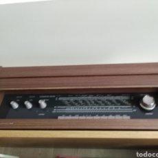 Radios antiguas: APARATO DE RADIO ALEMÁN MARCA GRAETZ, MODELO PRÄLUDIUM, CON LÁMPARAS Y TRANSISTORES Y SONIDO ESTÉREO. Lote 174333913