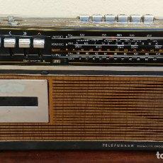 Radios antiguas: RADIO TELEFUNKEN BAIAZZO RECORD 201.. Lote 174339459