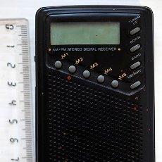 Radios antiguas: RADIO DE BOLSILLO CONTEC PR 90. POCKET SIZE RADIO. Lote 174404847
