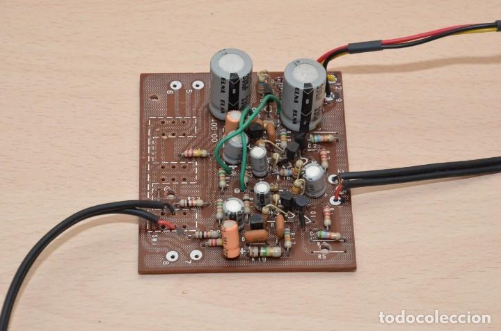 Radios antiguas: PREVIO DE PHONO - FONO - KENWOOD - PARA CAPSULAS MM - Foto 2 - 174494672