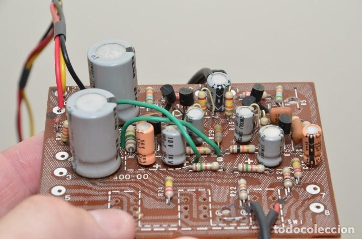 Radios antiguas: PREVIO DE PHONO - FONO - KENWOOD - PARA CAPSULAS MM - Foto 5 - 174494672