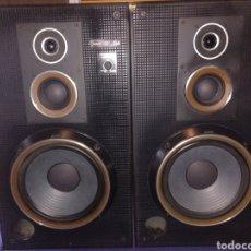 Radios antiguas: 2 ALTAVOCES G4 SONY. Lote 174528793