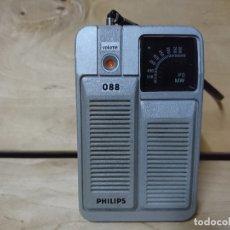 Radios antiguas: RADIO TRANSISTOR PHILIPS 088. Lote 174592528