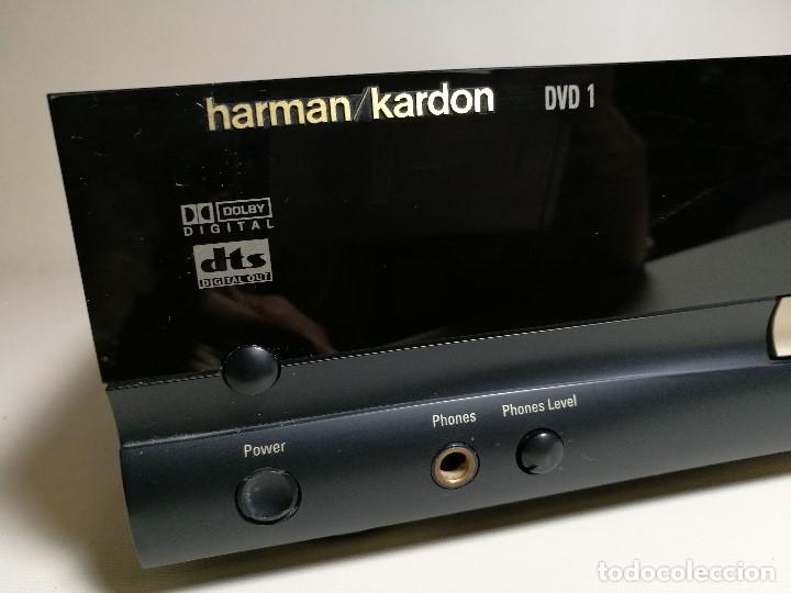 Radios antiguas: PLETINA CD/DVD HARMAN KARDON DVD 1---REF-DC - Foto 4 - 181105780